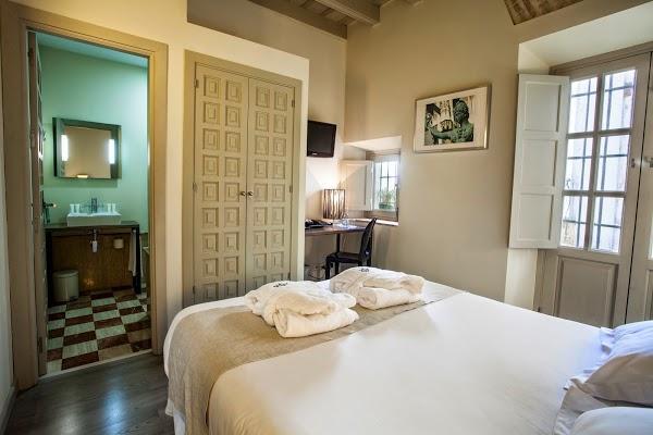 Imagen 41 Hotel Casas de Santa Cruz foto