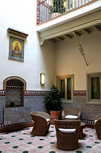 Imagen 8 Hotel Casas de Santa Cruz foto