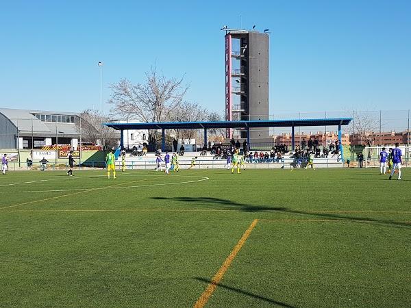 Imagen 128 Polideportivo Giner de los Rios foto