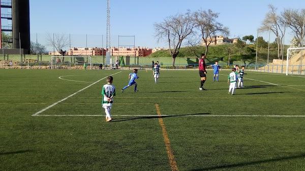 Imagen 64 Polideportivo Giner de los Rios foto
