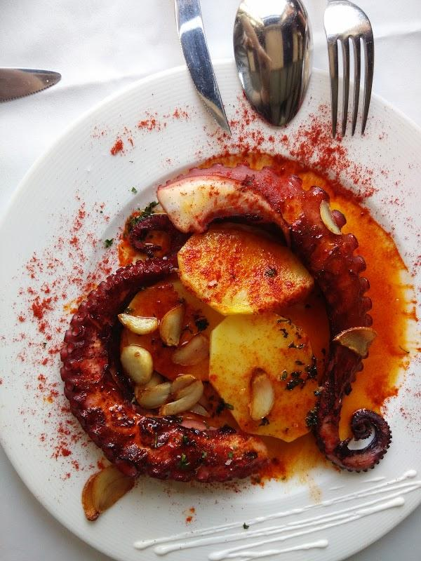 Imagen 101 Restaurante Hogar Pescador Mandanga foto