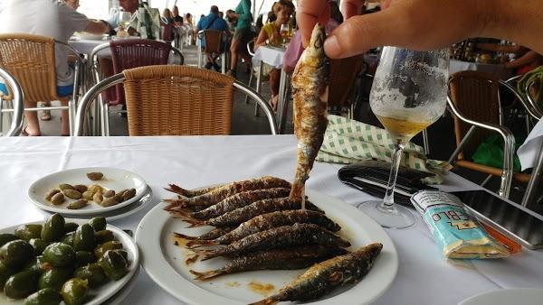 Imagen 107 Restaurante Hogar Pescador Mandanga foto