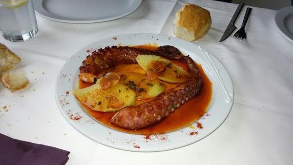 Imagen 60 Restaurante Hogar Pescador Mandanga foto