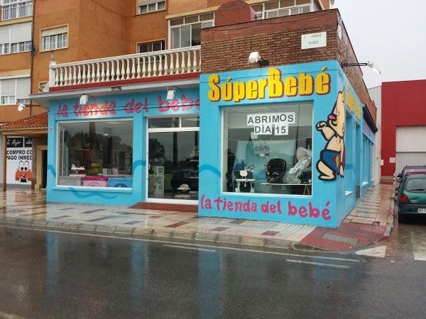 ab0602a8c Tienda Super Bebé Granada y Málaga en Urbanización los Vergeles