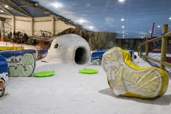 Imagen 3 Madrid Snowzone foto