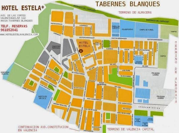 Imagen 116 HOTEL RESTAURANTE ESTELA VALENCIA foto