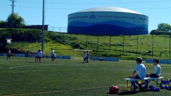 Imagen 59 Polideportivo de Kabiezes foto