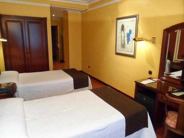 Imagen 11 Hotel Corona De Castilla foto