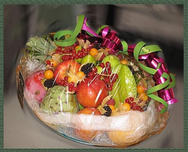 Imagen 54 Cesta de Frutas foto