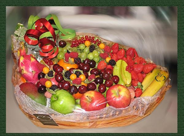 Imagen 55 Cesta de Frutas foto
