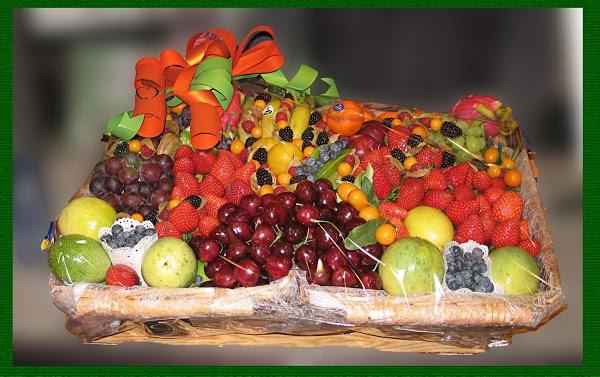 Imagen 56 Cesta de Frutas foto