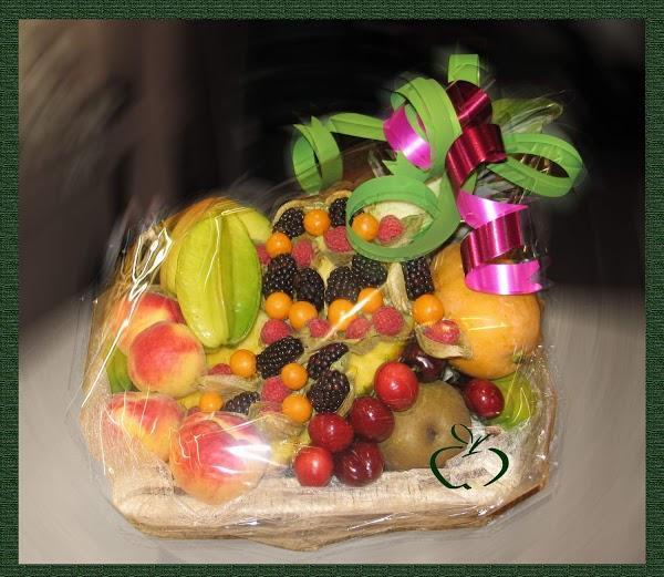 Imagen 59 Cesta de Frutas foto