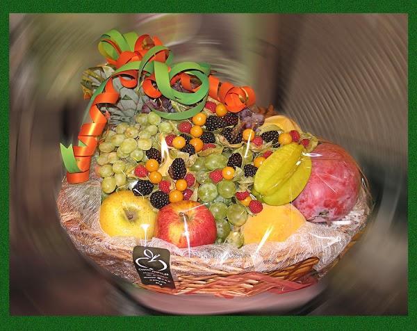 Imagen 66 Cesta de Frutas foto