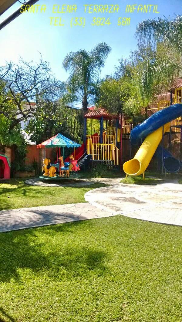 Fiestas Infantiles Terraza Jardín En Guadalajara