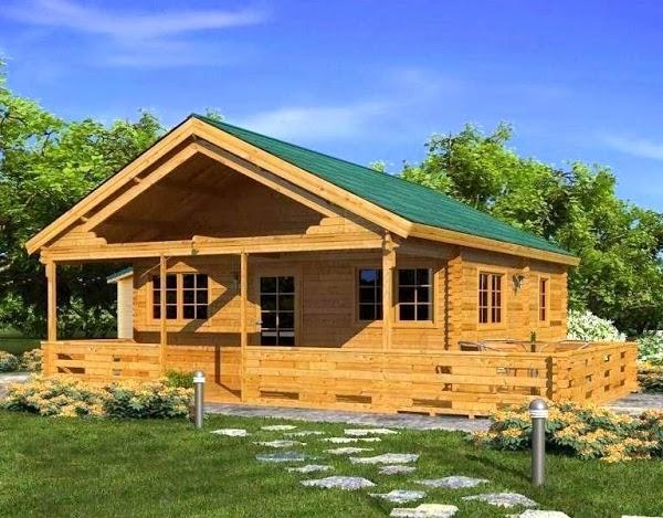 Casas de madera satus en alcorc n - Casas de madera alcorcon ...