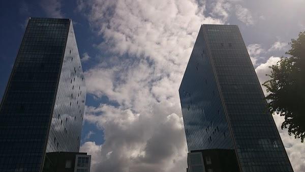 Imagen 1015 Gimnasio Metropolitan Bilbao Isozaki foto