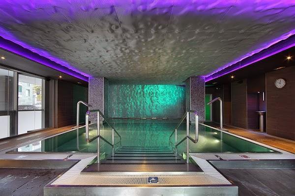 Imagen 441 Gimnasio Metropolitan Bilbao Isozaki foto