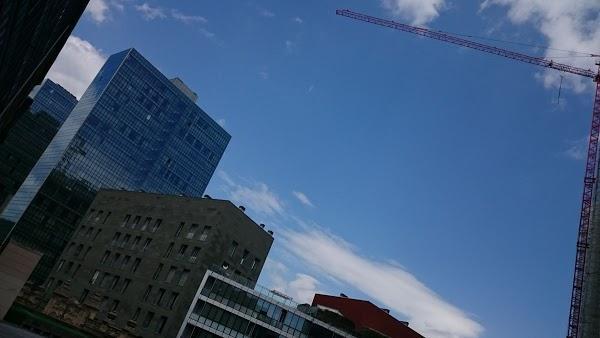 Imagen 538 Gimnasio Metropolitan Bilbao Isozaki foto