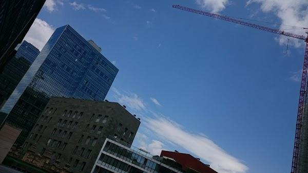 Imagen 828 Gimnasio Metropolitan Bilbao Isozaki foto