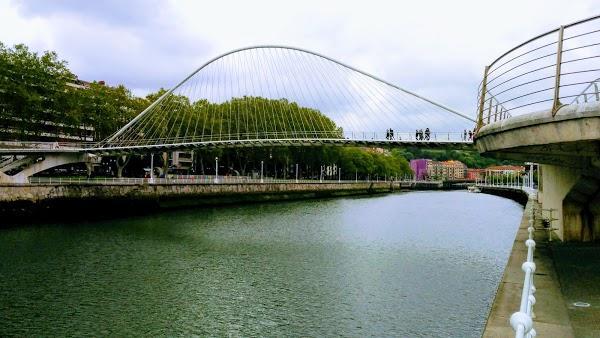 Imagen 979 Gimnasio Metropolitan Bilbao Isozaki foto