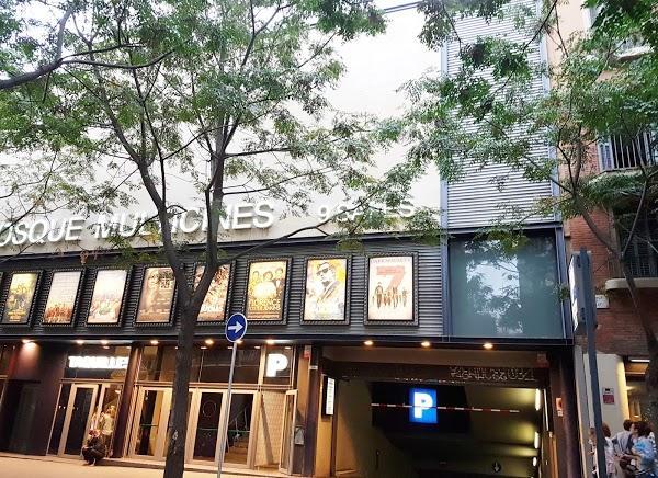 Imagen 432 Bosque Multicines 9 sales 3D foto