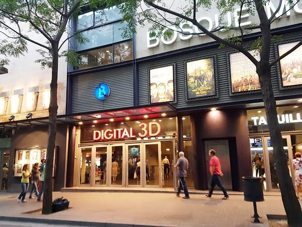 Imagen 489 Bosque Multicines 9 sales 3D foto