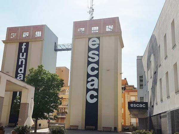 Imagen 104 ESCAC Escola Superior de Cinema i Audiovisuals de Catalunya foto