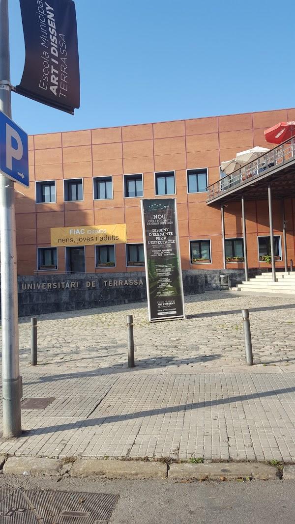 Imagen 107 ESCAC Escola Superior de Cinema i Audiovisuals de Catalunya foto