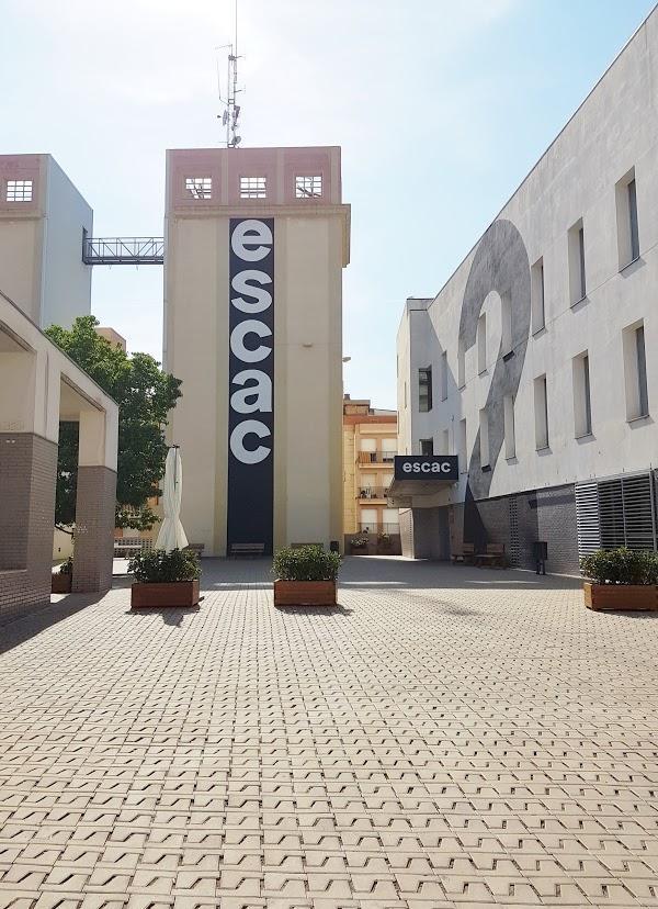 Imagen 23 ESCAC Escola Superior de Cinema i Audiovisuals de Catalunya foto