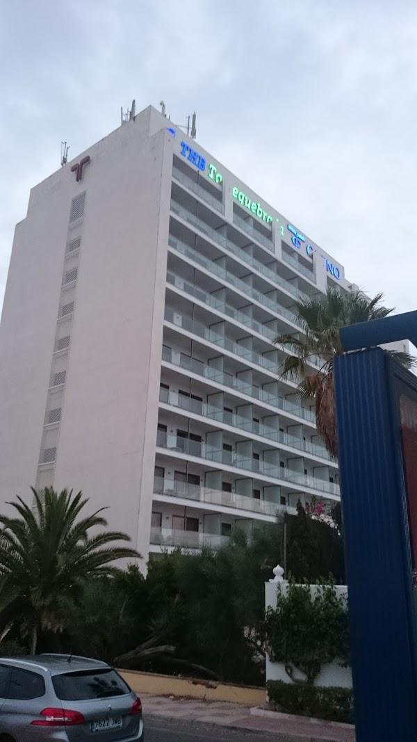 Hotel exe sevilla palmera en sevilla for Hotel calle sevilla madrid