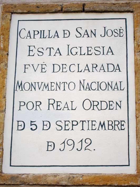 Imagen 95 Capilla de San José Church foto